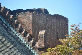 Damaged Tower (Jamestown Rediscovery)