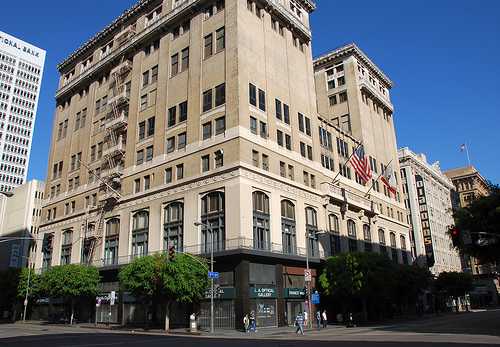 The Los Angeles Athletic Club Hotel
