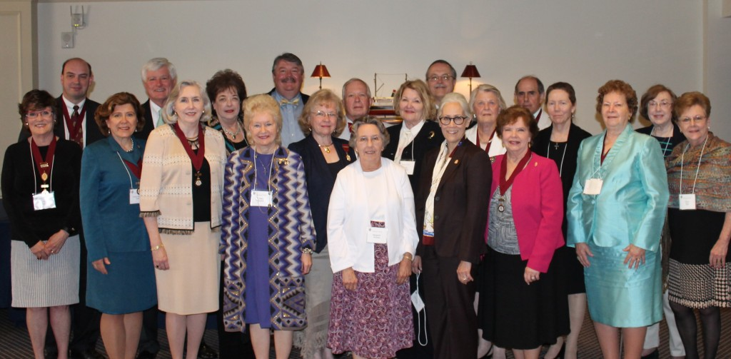 2014 Jamestowne Society Governors Roundtable
