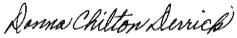 DD signature
