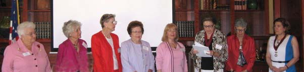 Installation of New Officers