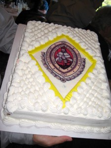 Our 15th Anniversary Cake