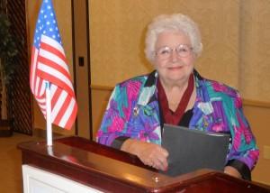 Governor Donna Derrick