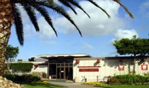Commissioned Officers' Club, MCAS Niramar
